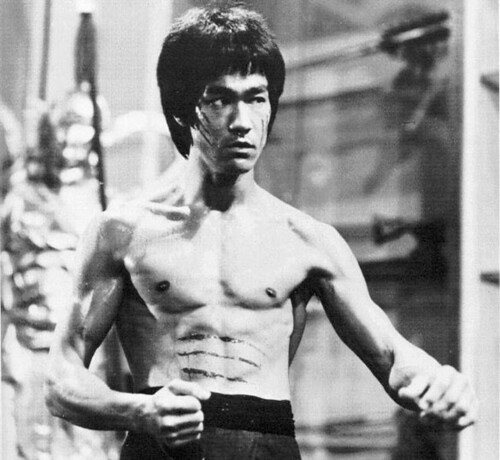 Bruce Lee | by Lexinatrix