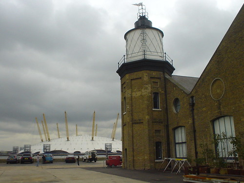 Trinity Buoy Wharf | London's only lighthouse, down a ...