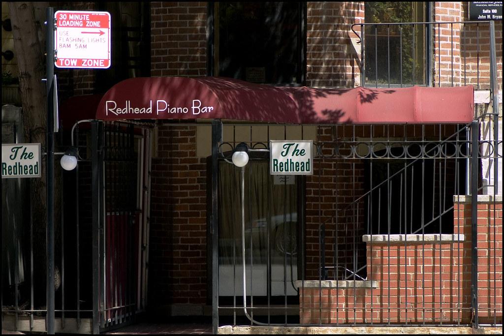 Redhead Piano Bar 29