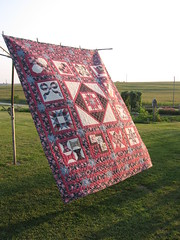 Quilt On-(clothes)Line