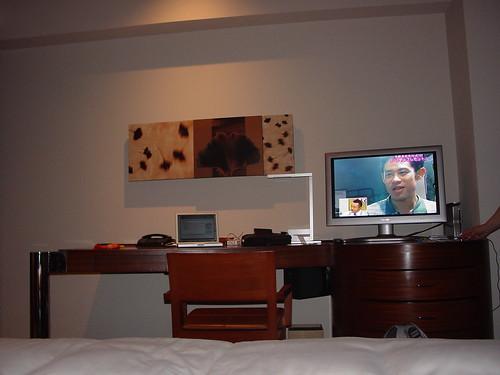 Hotel Room Advertising