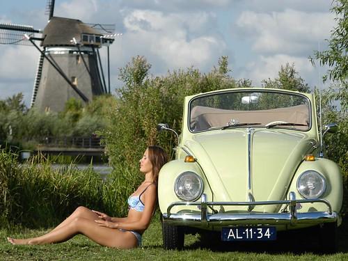 Vw Beetle Girl Aircooled Passion 23 Vw Beetle Girl