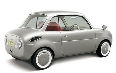 Suzuki Micro Car