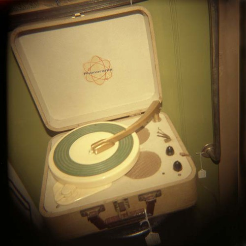 Holga Record Player | by annabelletexter