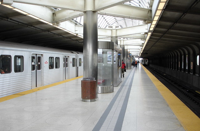 Yorkdale Subway Station Toronto Craig White Flickr