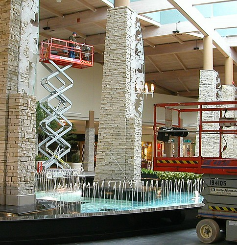 Spring Hill Mall Renovation Putting Finishing Touches On