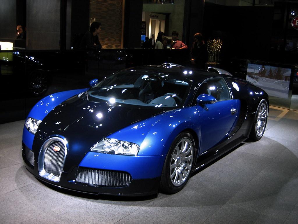 Bugatti Veyron 16 4 Ppmfl Flickr