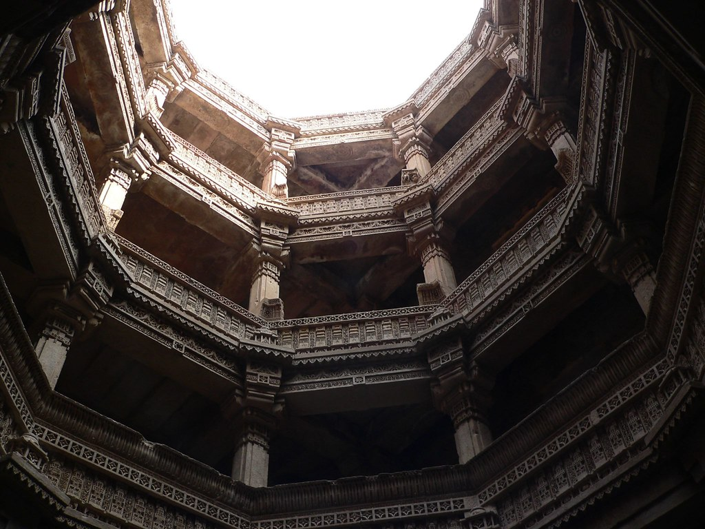 Adalaj vav step well - Ahmedabad