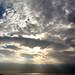 Sky over Ocean Beach