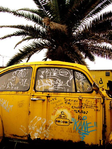 Beetle's 'Yellow Submarine' | by electricnude