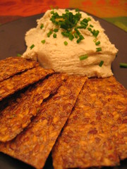 cashew_cheese_flax_seed_crackers | by tofu666