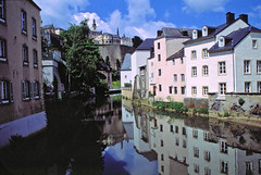 Luxembourg Reflections | by laurenz