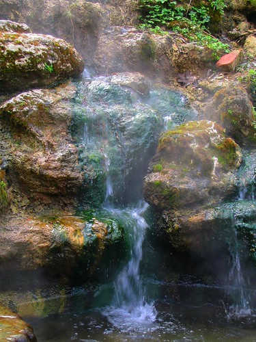 Natural Hot Springs, Hot Springs National Park, Arkansas | by Ken Lund