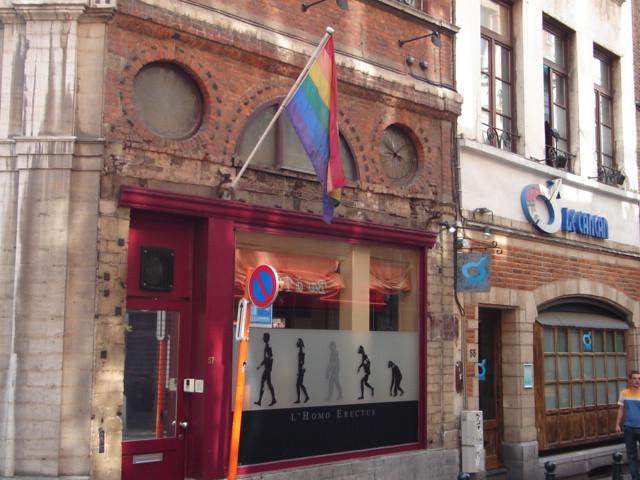 Brussels gay bars