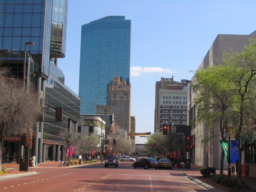 Image of Fort Worth, Texas City Center