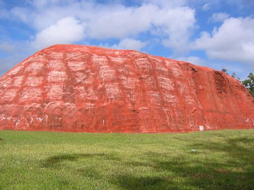 Big Ish Uluru Karuah NSW For The Big OZ Pool In The