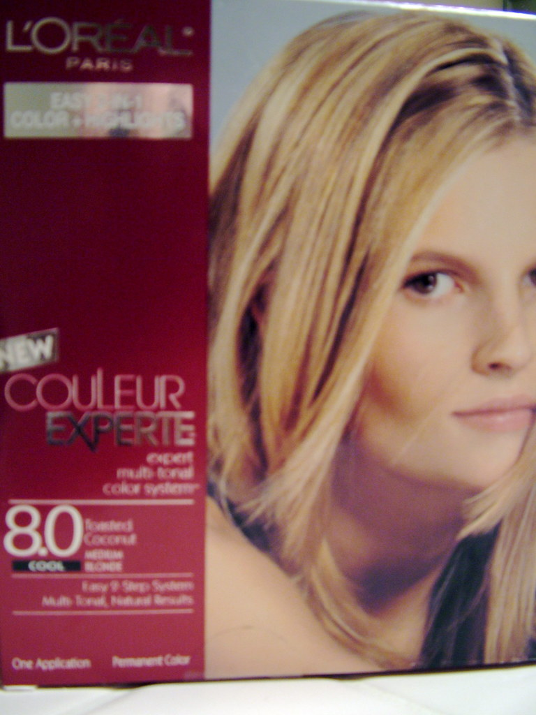 L Oreal Multi Tonal Color System