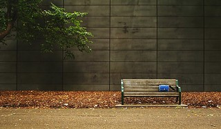 lonely bag | by .robbie