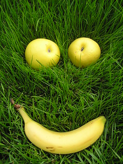 Happy Fruit Grass | by libraryman
