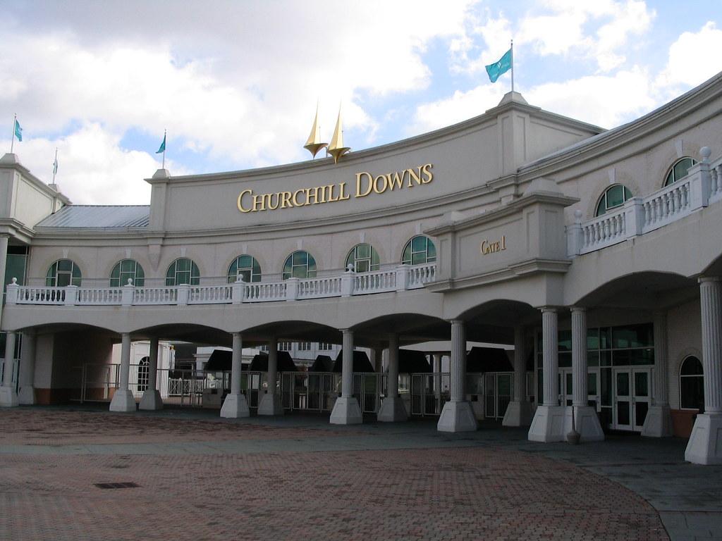 Churchill Downs Home Of The Kentucky Derby Louisville K
