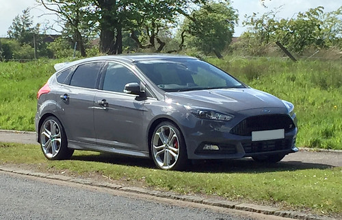 mk3 5 ford focus st in stealth with style pack andy. Black Bedroom Furniture Sets. Home Design Ideas