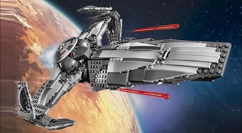 LEGO Star Wars 75096 B