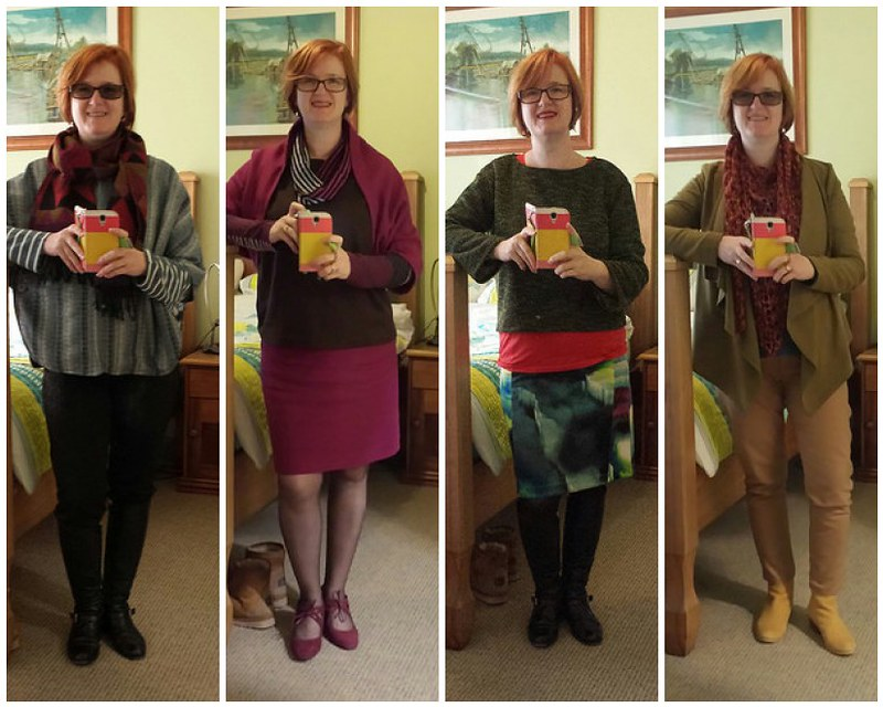 What I wore in May and June 2015