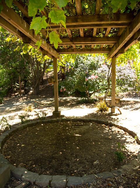 Garden - Empty Summoning Circle