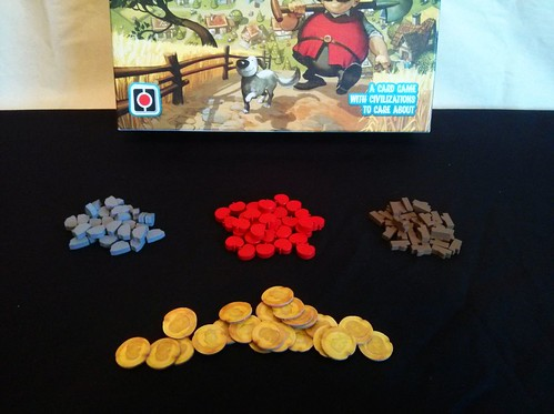 027 - Imperial Settlers actions phase; coins