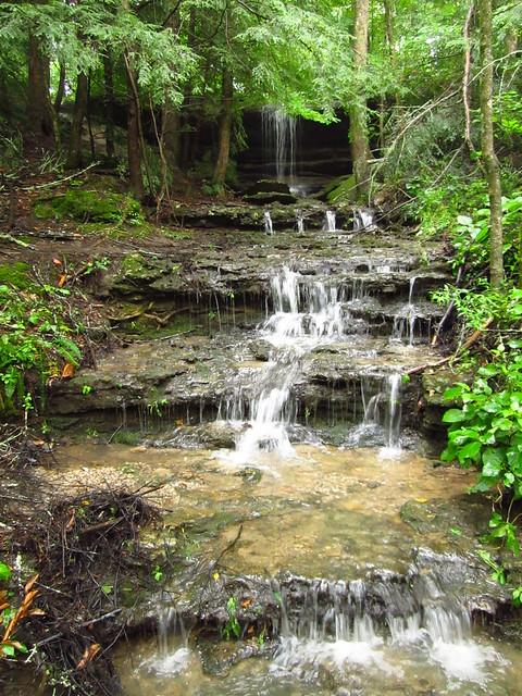 More Stream Falls
