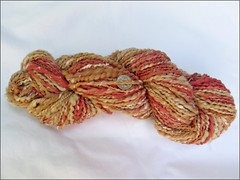 Sunrise handspun