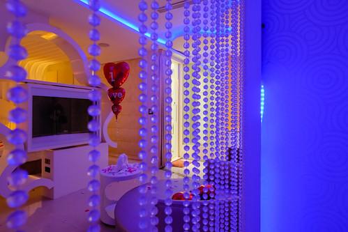 【台南主題汽車旅館推薦】媜13主題超多貝殼屋讓我度過美好的一晚 (9)