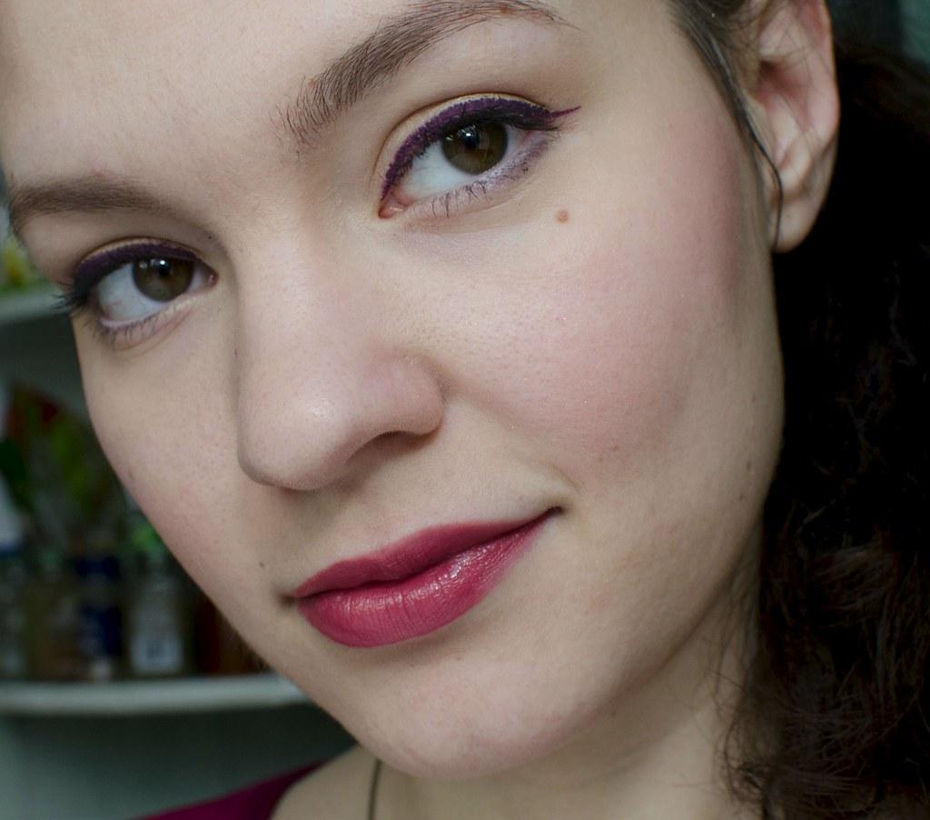 Помада Smashbox Be legendary lipstick отзыв, свотчи mashvisage.ru