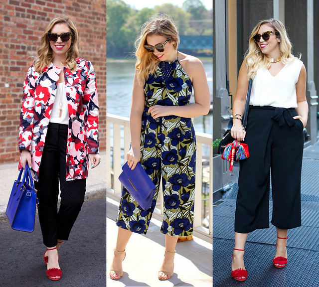 Culotte Outfits Best of 2016