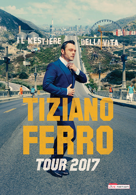 tiziano ferro in tour