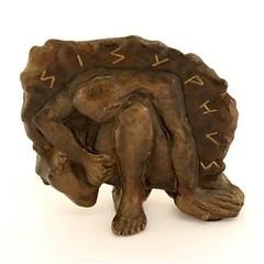 1989 Sisyphus Medal obverse