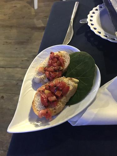 137 - Bruschetta - Restaurant Mare Nuestro