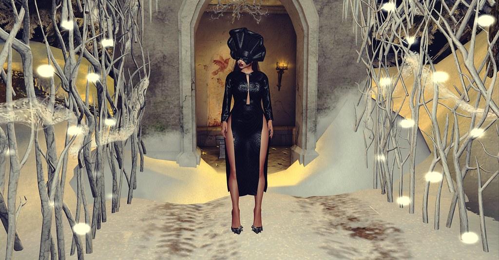 (BYRNE) Vudu Yudu Outfit-The Darkness