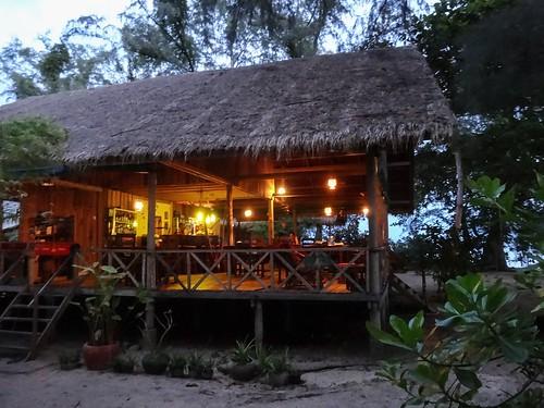 evening restaurant