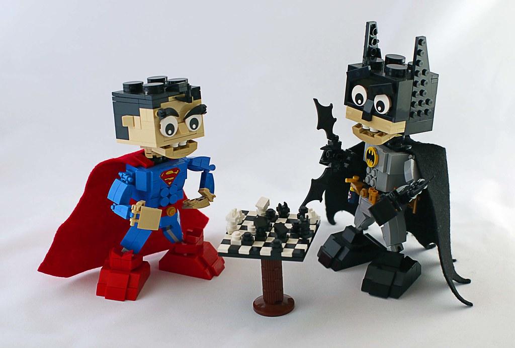 Batman Vs Superman - Frostbricks