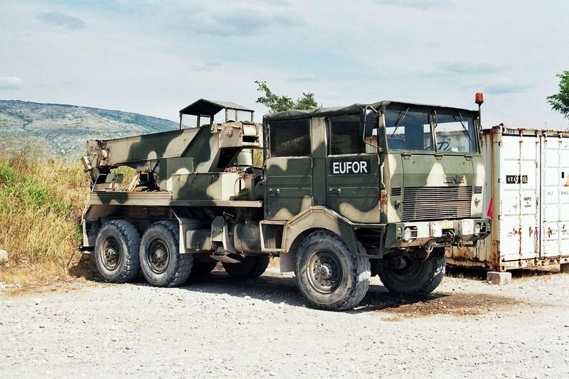 Les F.A.R. en Bosnie  IFOR, SFOR et EUFOR Althea 32938593755_be932eb9f0_o