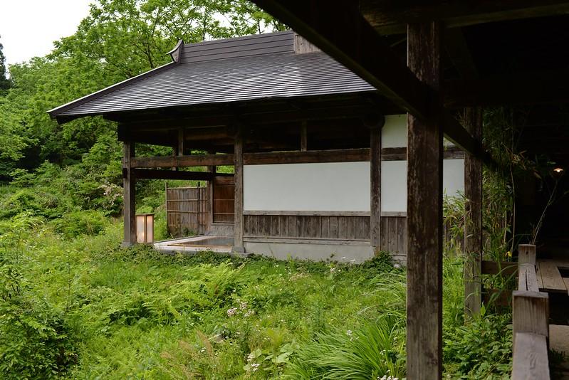大沢山温泉 大沢館への旅 2015年6月6日
