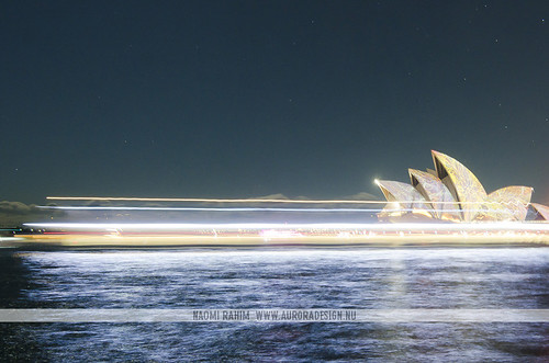 Sydney Opera House - Vivid 2015 | by Naomi Rahim (thanks for 3.5 million visits)