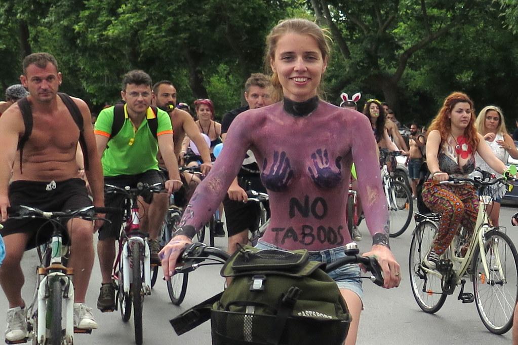 Naked Bike Ride Photo Gallery