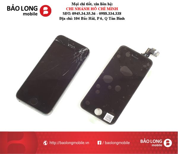 Thay màn hình iPhone 5s - Tại đâu ở trong SG uy tín?