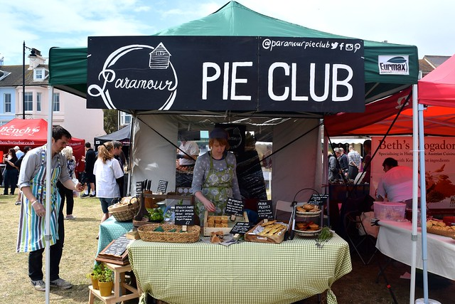Paramour Pie Club at Walmer Food Festival