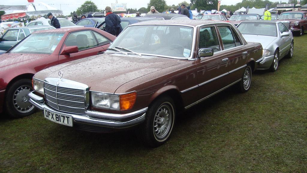 1978 mercedes 280