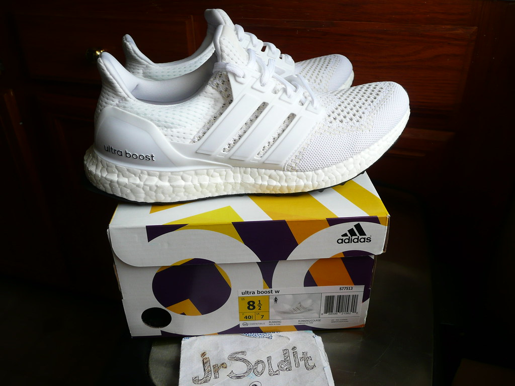 6c029be52bda ... official store adidas ultra boost w size 8.5 men size 7 white white  s77513 6bfef 98399