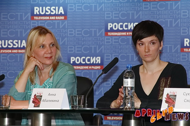 Анна Абалихина
