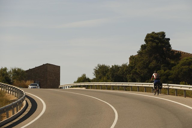 Day 2167 Tarragona Tarrega Spain Back To Wild Camping Cycling The Globe
